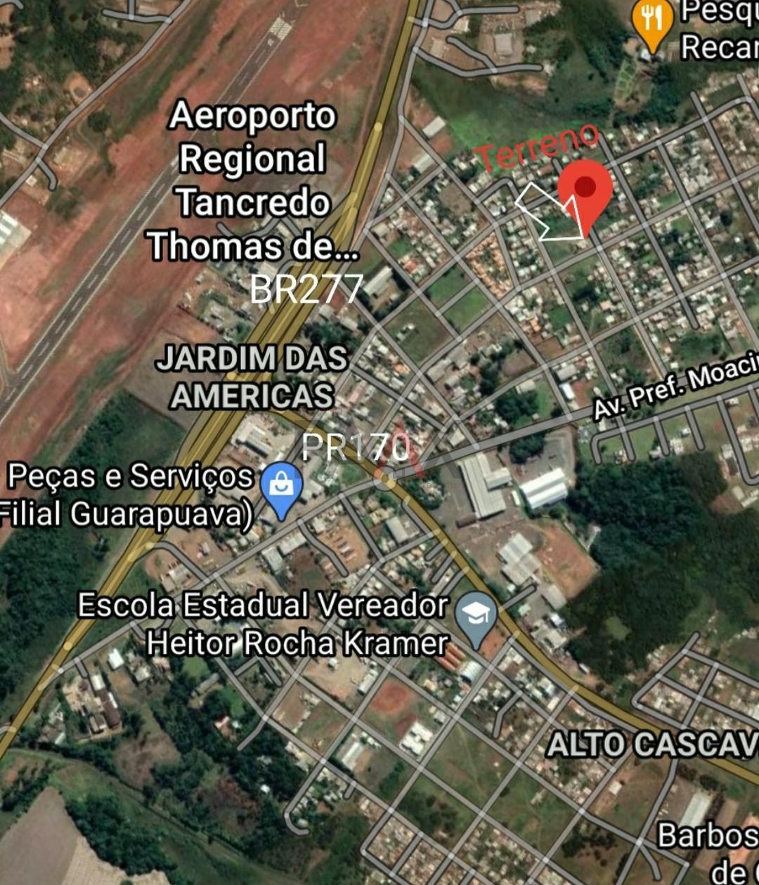 Terreno Av. Aragão Mattos Leão